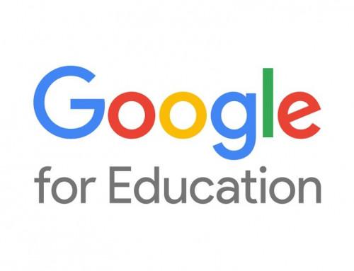 Google for Education für Schülerinnen und Schüler jetzt verfügbar!