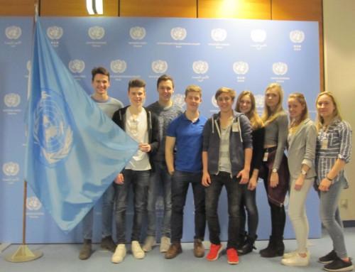Zu Gast bei den Vereinten Nationen