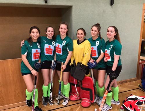 Schulhockey Mädchen Bundesmeisterschaft 2017