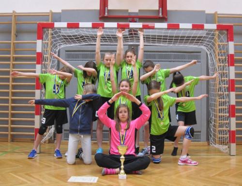 Gold für unsere Handballerinnen