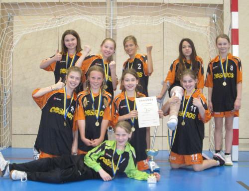 Nächstes Gold für unsere Handballerinnen