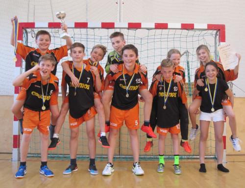 Handball-Schatzkammer wird mit weiterem Gold befüllt