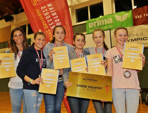 Sensationeller Sieg bei den Cross Country Bundesmeisterschaften in Obertraun