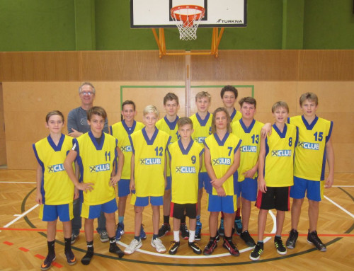 Basketball U15: Mit furioser Aufholjagd zu zwei Siegen in der Vorrunde!