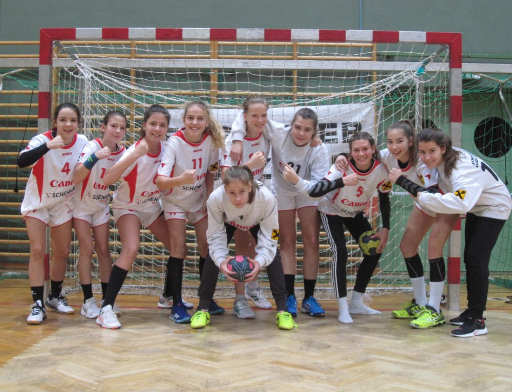 UNIQA Handball-Schulcup: Halbfinale in Bad Vöslau