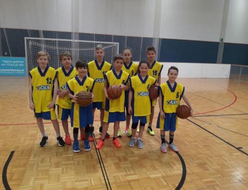 U13_Basketball: Jungguns ziehen ins Landesfinale ein!