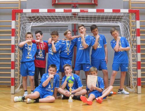 Handball-Landesmeistertitel für das SRG