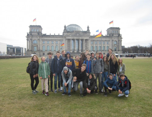 IPP-Projekttage der 4C in Berlin!
