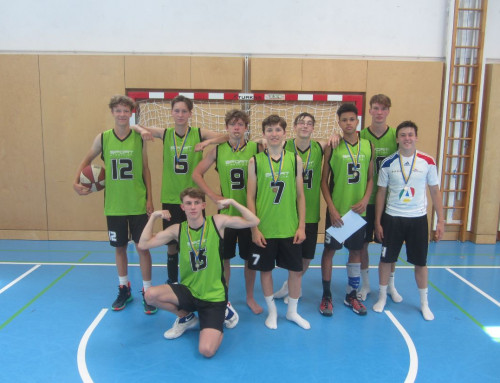 Basketball: U17 erringt in starkem Teilnehmerfeld die Bronzemedaille