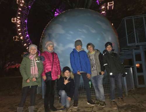 UÜ Astronomie – Exkursion ins Wiener Planetarium