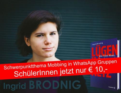 Ingrid Brodnig: Hasskommentare und Mobbing im Internet