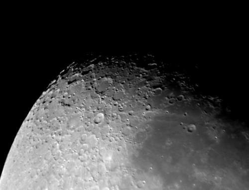 Astrofotografie mittels CCD-Technik