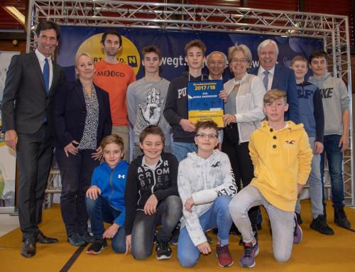 Ehrung der Bundesmeister: Maria Enzersdorf räumt groß ab und ist die erfolgreichste Schule in Niederösterreich!