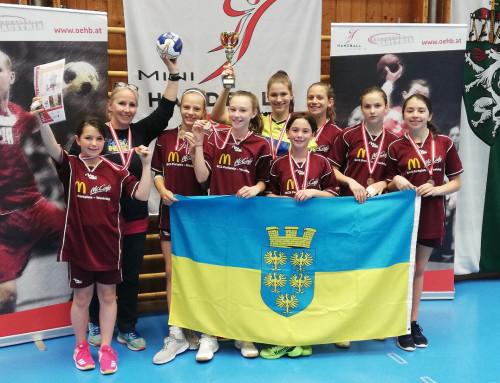 Ein Handball-Märchen wird wahr!  Vom Handstand zur Bronzemedaille beim Handball-Bundesfinale