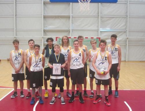 Basketball U17: Bronzemedaille zum Saisonabschluss