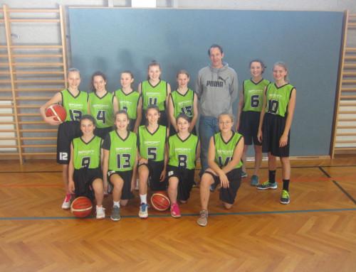 Basketball Unterstufe: Mädels stürmen ins Landesfinale