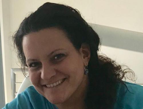 Zahnarztbesuch von Frau DDr. Peck in der 1A am 4.3.2020
